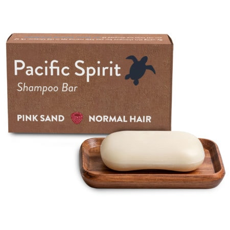 hair soap with coconut oil