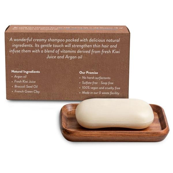 hair soap for thin hair
