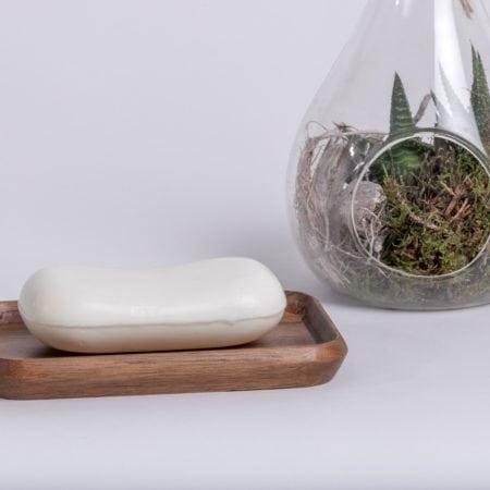 zero waste shampoo with coconut oil