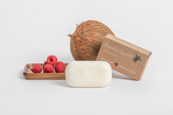 coconut oil shampoo bar