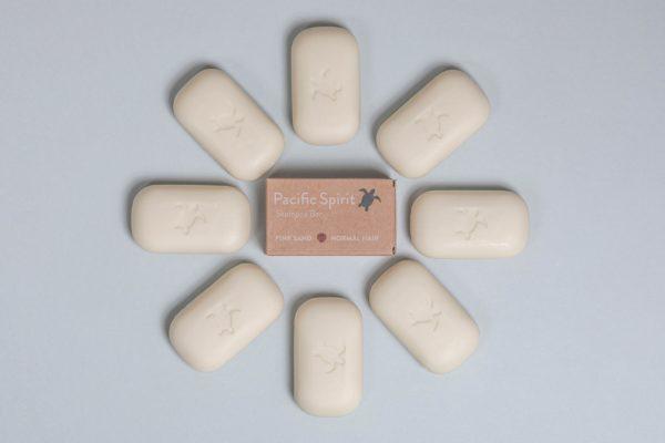 sulfate free shampoo bar