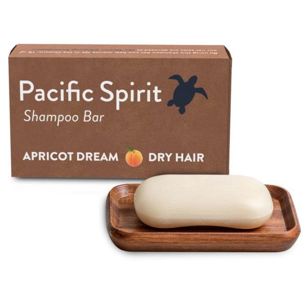 moisturizing shampoo bar for dry hair